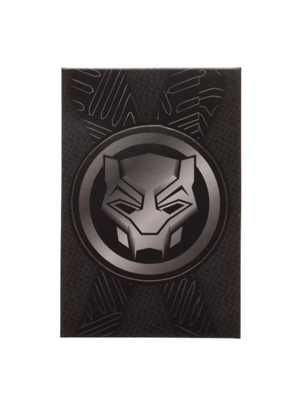 Marvel Black Panther Lanyard Necklace Detachable ID Holder Keychain
