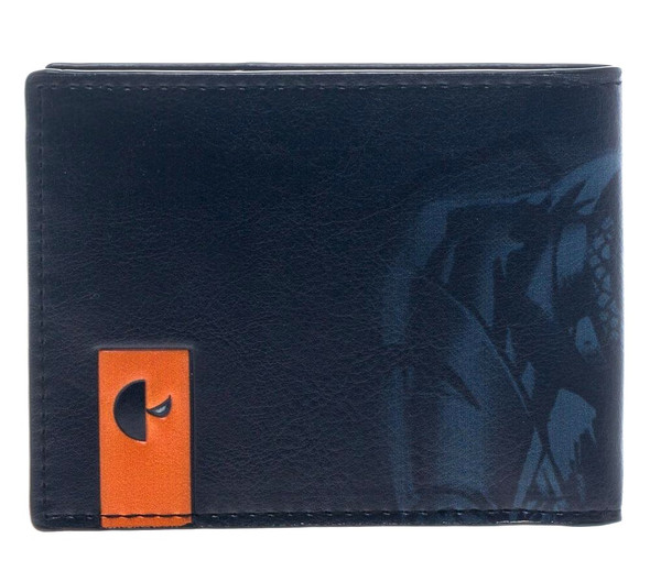 DC Comics Deathstroke BiFold Wallet Batman Supervillain PU Leather Licensed