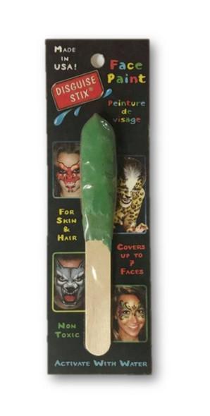 Graftobian Disguise Stix Irish Green Makeup Stick For Skin & Hair Face Painting