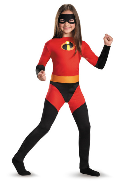 Disney Incredibles 2 Violet Classic Child Girls Costume Size SM 4-6 Licensed