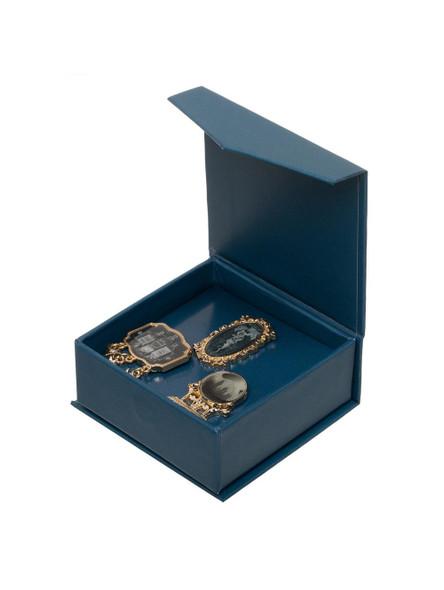 Licensed Harry Potter Pendant Pins 3pk Gift Box Set Lapel Brooch Fashion Access.