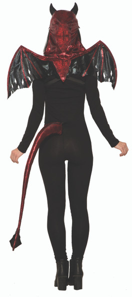 Demons & Devils Wings Adult Halloween Costume Accessory Dark Demon Vampire