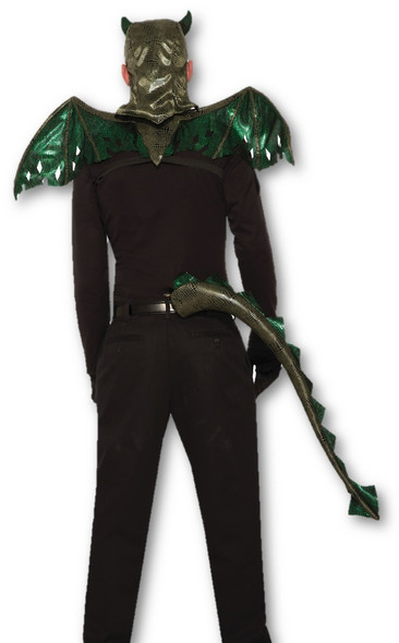 Mythical Creatures Fantasy Dragon Wings Adult Halloween Costume Accessory