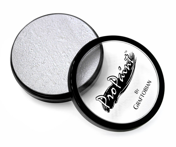 Graftobian ProPaint Professional Face Body Paint Pro Makeup Metallic Pearl Frost