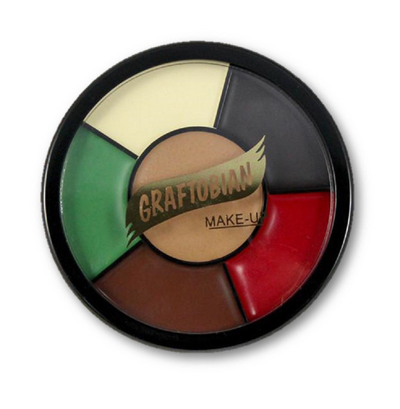 Graftobian Pro F/X Collection Appliance Grease Wheel Latex Appliances Makeup