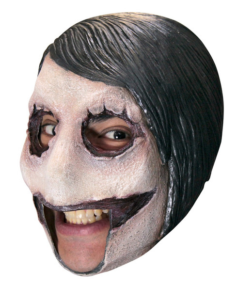 Killer Jeff CREEPYPASTA Open Mouth Adult Latex Mask Halloween Horror Psycho