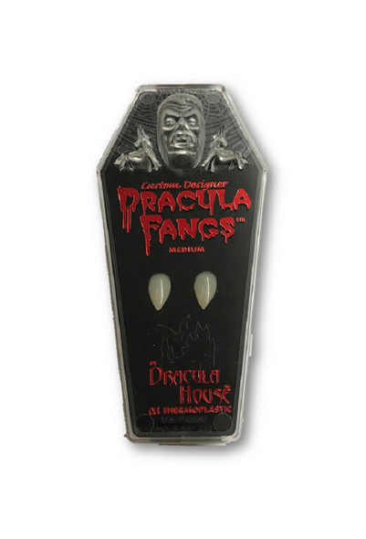 Foothills Creations Custom Dracula Fangs Vampire Thermoplastic Adult Halloween