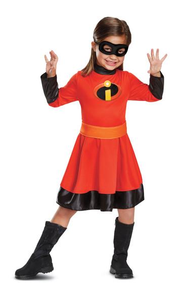 Disney Incredibles 2 Violet Classic Dress Toddler Girls Costume Licensed 2T-6X