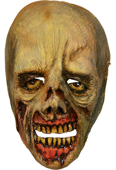 Trick Or Treat Studios Tom Savini Faces Of Horror Mort Zombie Adult Half Mask