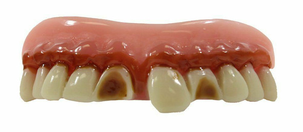 Billy-Bob Crazy Psycho Clown Hollywood Quality Rotten Fake Teeth Custom Fit