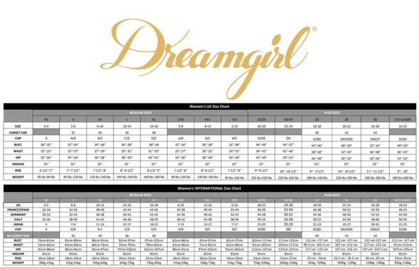Dreamgirl Plus Size White Charmeuse Chemise & Robe Kimono Lingerie Set 1x-2x