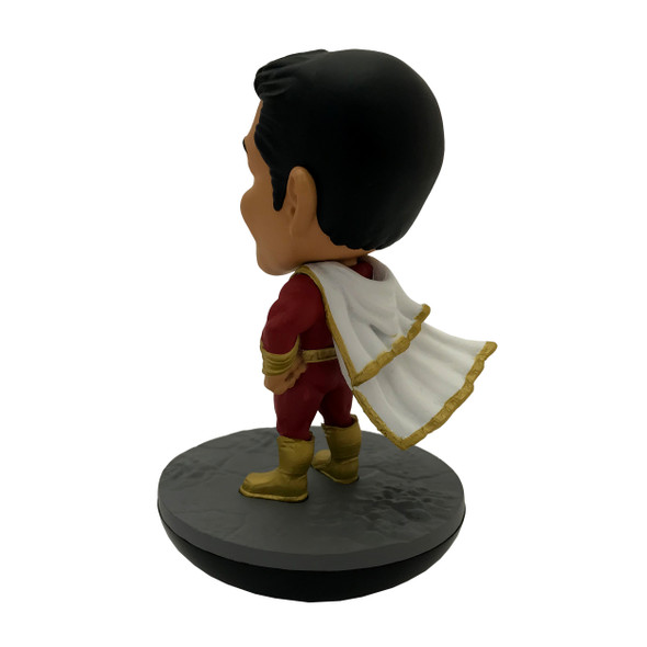 Revos DC Comics Shazam Vinyl Figure Wobbling Figurine Collectible Superhero