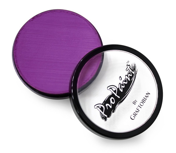 Graftobian ProPaint Professional Face & Body Paint Pro Makeup Wild Violet 1oz