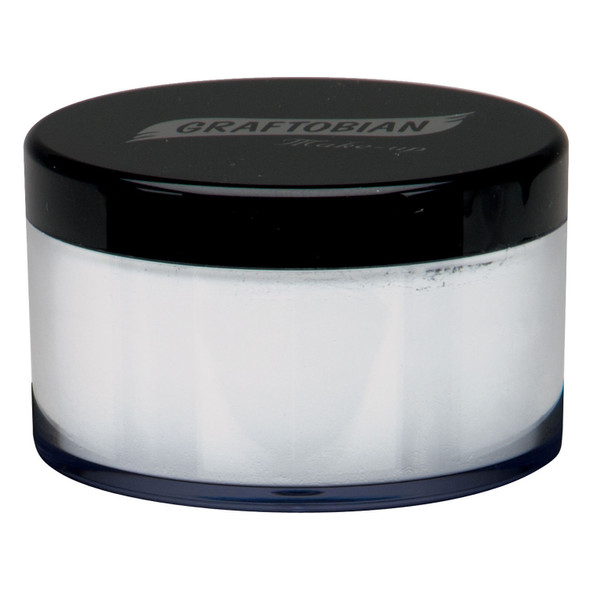 Graftobian Professional Makeup Pro Translucent Setting Face Powder & Puff 20g