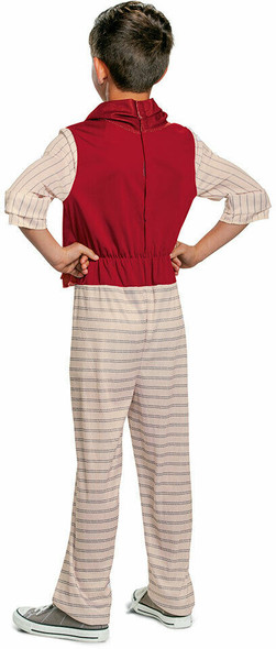Disney Aladdin Movie Licensed Boys Child Costume & Hat Live Action XS-MD