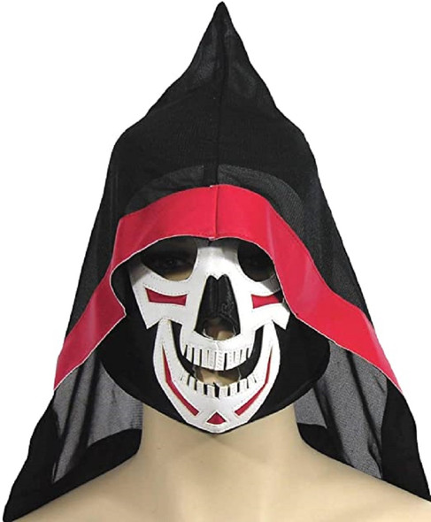 Mexican Wrestling Mask Reaper Luchador Wrestler Adult Costume Accessory