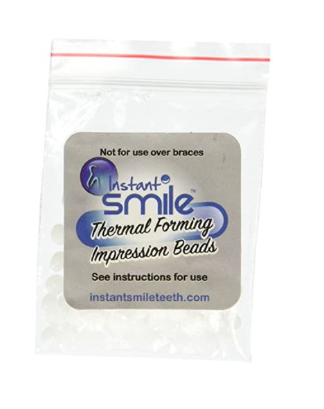 Billy Bob Teeth Impression Material Extra Thermal Beads Costume Accessory