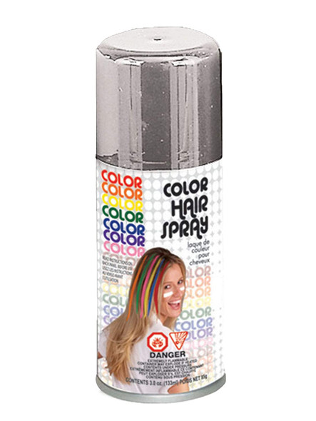 Bright Color Hair Spray Glitter Temporary Hair Color Costume Accessory Make-Up