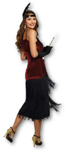Dreamgirl Million Dollar Baby Women's Costume Great Gatsby Deluxe Flapper SM-XL