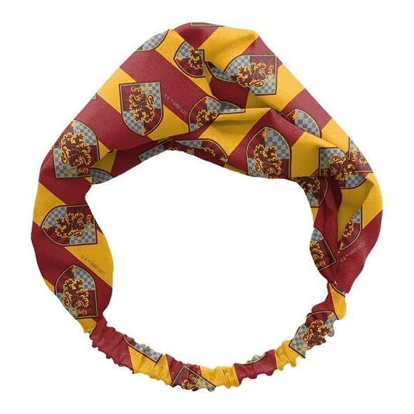 Spoontiques Harry Potter Gryffindor House Knotted Criss Cross Headband Hair Band