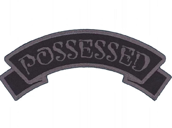 Kreepsville 666 Scare Wear Possessed Embroidered Arch Patch Iron Or Sew On