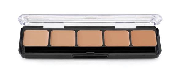 Graftobian High Definition HD Glamour Cream Foundation Neutral Palette #2 30272