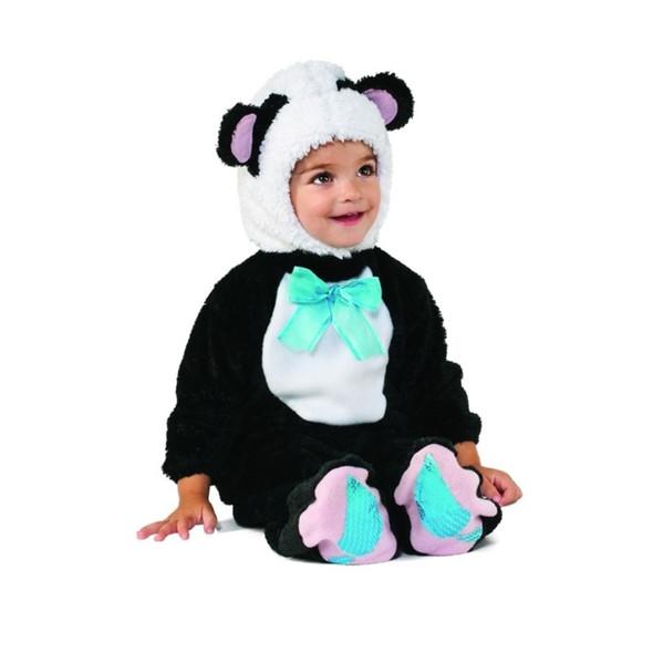 Noah's Ark Collection Panda Bear Baby Costume Toddler Halloween 0-6 months