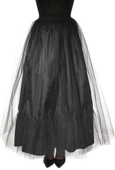 Opus Black Soulless Skirt Adult Women's Costume Accessory Witch Steampunk Gothic