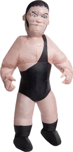 WWE Andre The Giant Legend Pro Wrestler 80s Inflatable Adult Costume