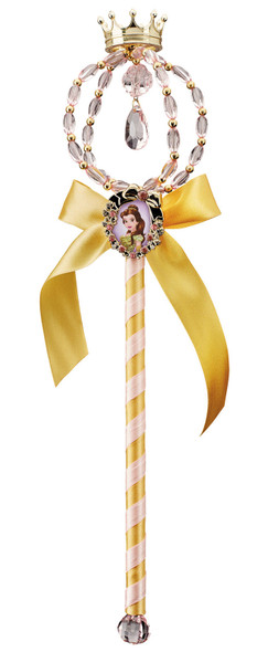 Disney Beauty and The Beast Belle Princess Wand Girls Womens Costume Accessory