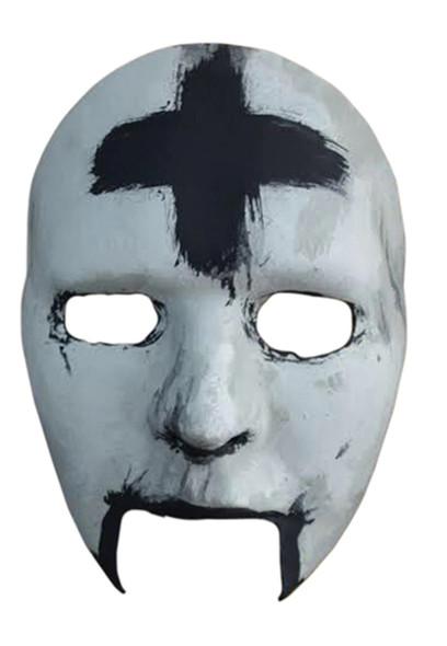Trick or Treat Studios Television Series Plus Mask Adult PVC Vacuform Purge