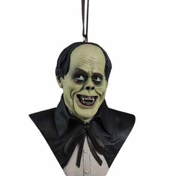 Trick or Treat Holiday Horrors The Phantom Of The Opera Christmas Tree Ornament
