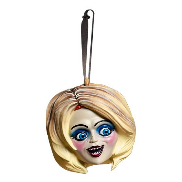 Trick or Treat Holiday Horrors Seed Of Chucky Glenda Head Tree Ornament
