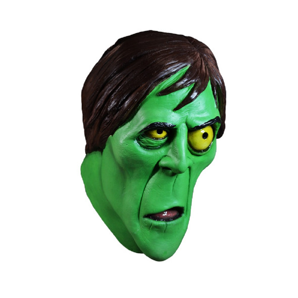 Trick Or Treat Studios Scooby-Doo The Creeper Adult Latex Mask Costume Accessory