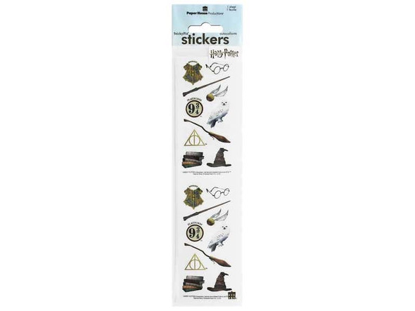 Harry Potter Icons Collectible Stickers
