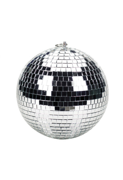 """8"""" Mirror Disco Ball Club Fever Halloween Party Decoration Prop MB8"""