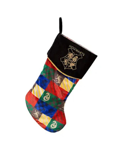 Harry Potter House Pride Holiday Christmas Stocking