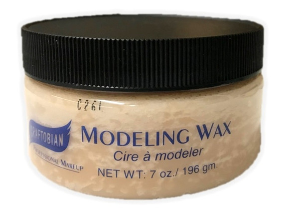 Graftobian Modeling Wax Flesh Color Professional Makeup Special Effect 7 oz