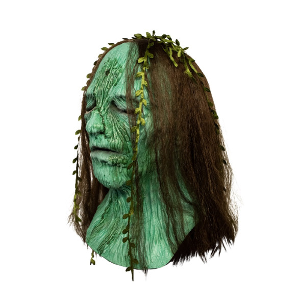 Trick or Treat Studios Creepshow Becky Latex Mask w Long Synthetic Hair Licensed