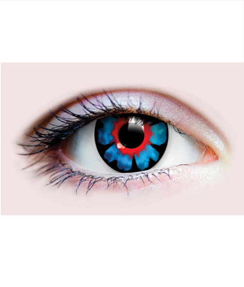 Primal Costume Contact Lenses Costume Supernatural Cosplay Make-up Anime