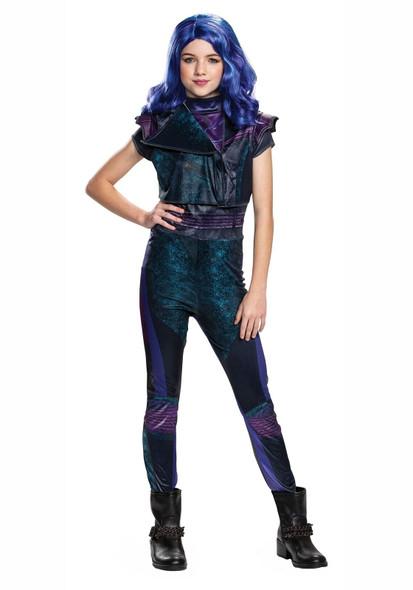 Disney Descendants 3 Mal Child Girls Halloween Costume Licensed Medium 7-8
