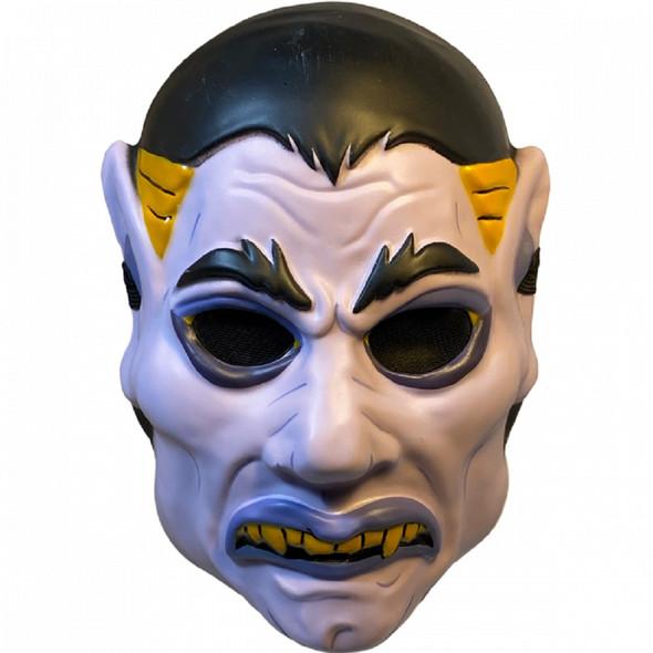 Trick or Treat Studios Eil Roth's Haunt Vampire Halloween Plastic Half Mask