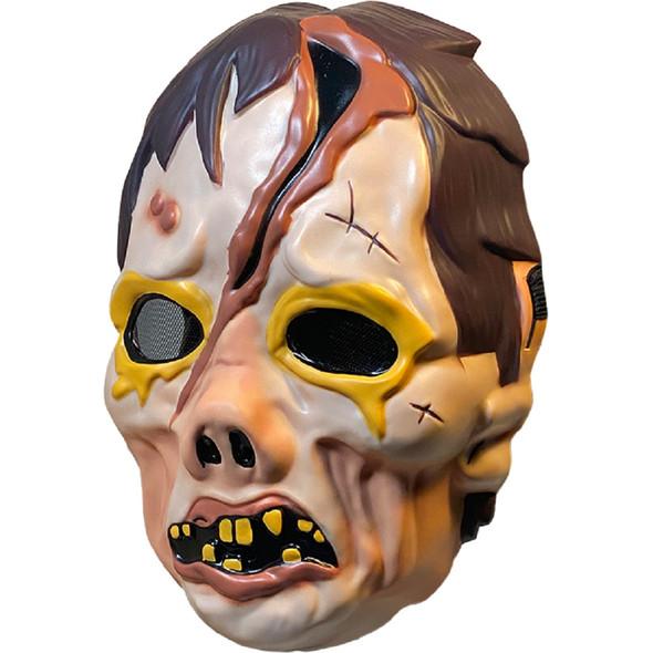 Trick or Treat Studios Eil Roth's Haunt Zombie Halloween Plastic Half Mask
