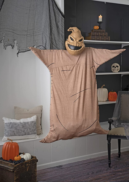 """54"""" NBC Oogie Boogie Hanging Decoration Halloween Haunted House Poseable Prop"""