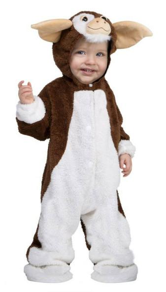 Mischief Maker Gremlin Movie Gizmo Inspired Toddler Halloween Costume 12M-18M