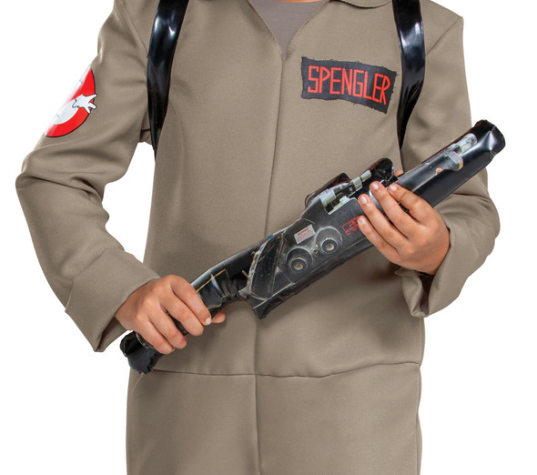 Disguise Inflatable Ghostbusters Proton Pack & Wand Licensed Costume Accessory