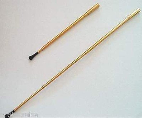 "8"" - 18"" Extensible Cigarette Holder Flapper Women's Costume Accessory Prop Gold"