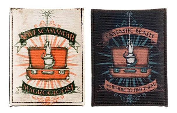 Fantastic Beast Bi-Fold Wallet Sublimated Print Mens Boys Magizoologist Licensed