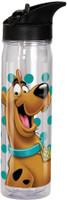 Spoontiques Warner Bros. Scooby Doo Scoob Insulated Flip Top Water Bottle 18 oz