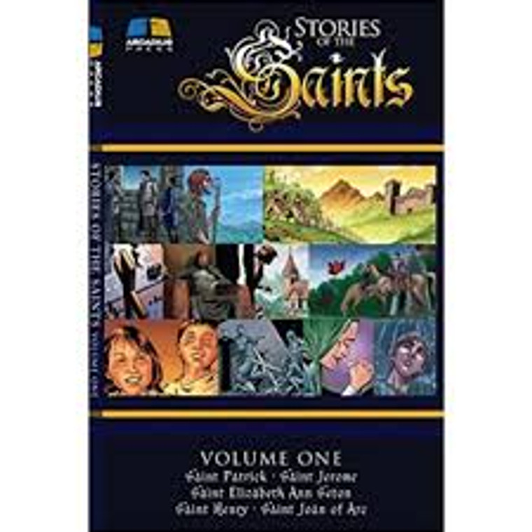 Stories of the Saints Graphic Novel